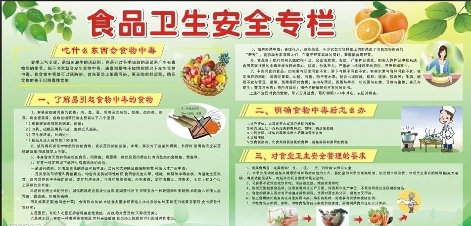 昌硕幼儿园开展食品卫生安全知识宣传教育